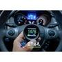 【藍牛冷光】A205 OBD 多功能儀表 電壓錶 油溫表 渦輪表 車速表 水溫表 油耗表 油壓表 復古三環表 故障碼消除