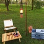 [HOT CAMP] 實木燈柱 (HC818)