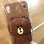 iphone XR 熊大 手機殼 背帶手機殼 零錢包