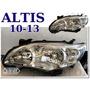 JY MOTOR 車身套件~TOYOTA ALTIS 2011-2013 10.5代 原廠型 晶鑽 大燈