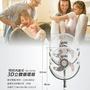 【東銘家電】16吋內旋式360度3D立體循環扇/電風扇 🎊