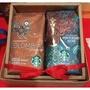 🔥任兩包附禮盒🔥星巴克咖啡雙星禮盒 星巴克咖啡豆(299元)