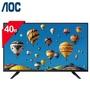 AOC 艾德蒙 【40M3080】 40吋 HD LED 無段式藍光調節 完美圖像索引 數位環繞音效 液晶電視