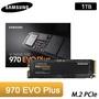 三星 970 EVO Plus 1TB M.2 PCIe SAMSUNG MZ-V7S1T0BW 1T【每家比】