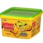 向日葵檸檬夾心餅乾-桶-800g