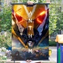 【Antlers安特羅斯】【】圣歌周邊收藏游戲海報 Anthem游戲周邊裝飾掛畫