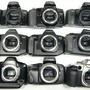 底片 單眼相機 canon minolta nikon 大量  二手 可配 鏡頭