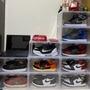 SNEAKER MOB BOX 球鞋收納 展示盒 鞋盒 側開式 收納盒 透明 球鞋盒 台灣公司貨
