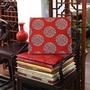 紅木沙發坐墊椅墊座墊新中式椅子墊子餐椅實木圈椅太師椅加厚防滑
