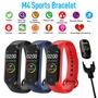 M4 M3 Smart watch Sport Band Fitness Bracelet Waterproof Blood Pressure Oxygen Activity Tracker