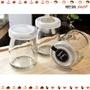 【嚴選SHOP】送蓋子 台灣製 100cc保羅瓶 玻璃瓶 布丁杯 食品容器 奶酪杯 保羅杯 布蕾杯 耐烤可進烤箱T001
