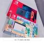 單機現貨 動物森友會 全新台灣公司貨 👍Switch 任天堂 Switch主機 黑灰 / 紅藍含硬殼包保護貼