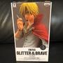 海賊王 Glitter&Brave 香吉士 日版金證