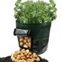 馬鈴薯種植PE袋栽培花園種植蔬菜栽培袋