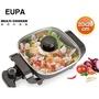 A-Q小家電 優柏 EUPA 8吋 萬用料理鍋  ( 多功能萬用鍋 美食鍋 火鍋 露營 煎煮炒鍋 ) TSK-2235