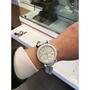 burberry博柏利正品女款皮帶石英腕錶三眼六針帶日曆夜光bu9701 bu9702