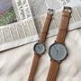 【BuCHA】韓國DON BOSCO文青配色對錶-2款|手錶