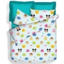 DISNEY Instacute Single Fitted Bedsheet Set