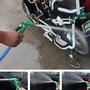 銅高壓洗車水槍家用洗衣機工具