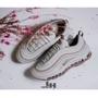 現貨出清 Nike Air Max 97 子彈 杏色 奶茶 灰粉 玫瑰金 917646-004 女鞋