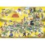 協泰 拼圖-現貨 Tenyo 1000-386 日本地圖 地標 米奇 唐老鴨 米妮 Disney 迪士尼 1000片