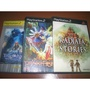 PS2 經典RPG 龍戰士5+鋼彈 -失落的世代- + tri-Ace 女神戰記 Radiata Stories 物語