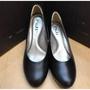PuJi上班鞋/黑色高跟鞋/真皮材質柔軟舒適又好穿/👍鞋鞋媽咪🍎