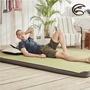 【ADISI】TPU 10cm 3D雙人自動充氣睡墊7819-528R(充氣墊、舒適、雙向氣嘴、超厚床墊)