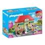 摩比 Playmobil 70016 城市 房子 花店 商店