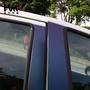 專用于本田繽智中柱貼紙本田XRV改裝B住中柱貼繽智改裝碳纖維車貼