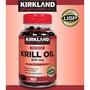 科克蘭 Kirkland 磷蝦油 500毫克 160軟膠囊 Costco 好市多