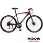 【MIDORI】MRA-7500 高碳鋼 碟煞 搭配 SHIMANO 21速 平把公路車