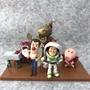 6款玩具總動員WCF巴斯光年胡迪恐龍聖誕盒蛋禮品