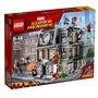 [宅媽科學玩具]樂高LEGO 76108 超級英雄系列  無限之戰 紐約至聖所戰