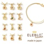 【防靜電手環】ELEBLO 生日石 誕生石 手環 靜電去除 施華洛世奇 日本製 該該貝比日本精品