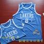 美國NBA官網Kobe Bryant科比 四星 北卡藍色 復古電繡 正品youth青年版BK球衣