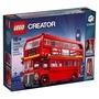 [宅媽科學玩具]樂高LEGO 10258 Creator 其他 雙層巴士