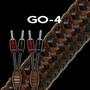 【音旋音響】AudioQuest Star Quad Speaker Cables GO-4