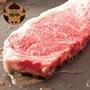 【勝崎生鮮】日本A5純種黑毛和牛肋眼牛排4片組(280公克±10% / 1片)