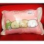 正版 角落生物 兒童枕頭 約45公分