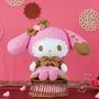 《Abao🇯🇵小舖》美樂蒂 玩偶 娃娃 My Melody 正版授權 Toreba 日本 景品(巧克力)