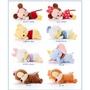 睡覺娃娃 迪士尼 午睡抱枕 大家都睡著了迪士尼家族 靠枕玩偶大娃娃 米奇米妮奇奇蒂蒂瑪莉貓小飛象唐老鴨黛西鴨玩具模型