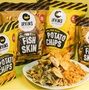 HALAL IRVINS Salted Egg Potato Chips / Fish Skins (Big 230g Small 105g)
