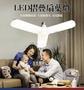 🌟星星小舖🌟台灣出貨 可折疊LED燈泡 多扇葉式 自由伸縮 LED 燈泡 無頻閃 防潮 角度可調 四葉片