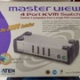 ATEN 4-Port PS/2 VGA KVM Switch
