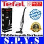 Tefal TY6545 Stick Vacuum Cleaner. Hand Stick Type. Rechargeable. 2 Yr Warranty.