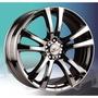 全新鋁圈 wheel B223 16吋鋁圈 4孔100 4孔108 5孔100 5孔108 電鍍黑