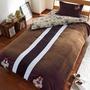 日本迪士尼正版 奇奇蒂蒂 床罩組 床單 枕頭套 被子 床包 單人床 雙人床 迪士尼代購 奇奇 蒂蒂 冬天床包 送禮 被套