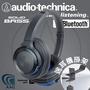 【送耳機架】鐵三角 ATH-WS660BT 重低音 藍芽耳機 耳罩式耳機 藍牙耳機 頭戴式 黑藍