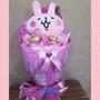 全新 正版 卡娜赫拉花束 卡娜赫拉兔兔花束 情人節花束 畢業花束 特價480元